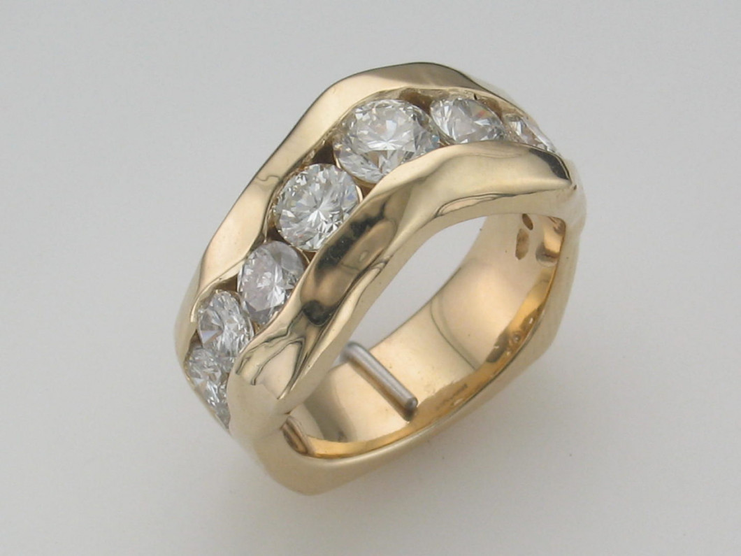 Gold, Silver and Platinum Jewelry Repair